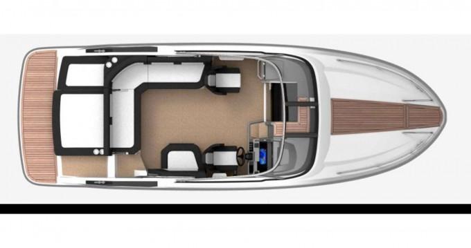 Motorboot mit oder ohne Skipper  mieten in Trogir