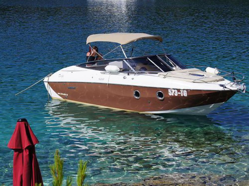 Bootsverleih Trau günstig Sessa Marine S26