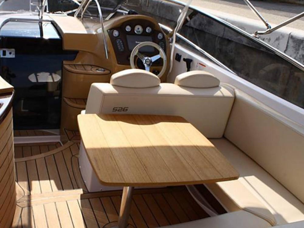 Motorboot mieten in Trau - SESSA Sessa Marine S26