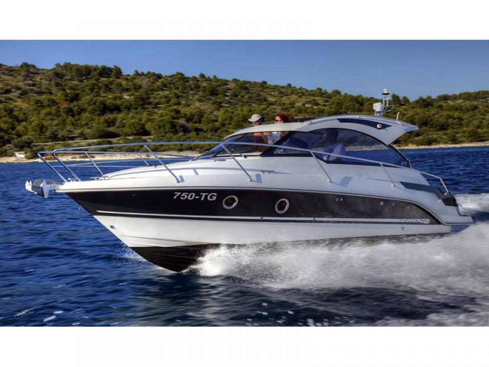Motorboot mieten in Trau - Grandezza Grandezza 27 OC