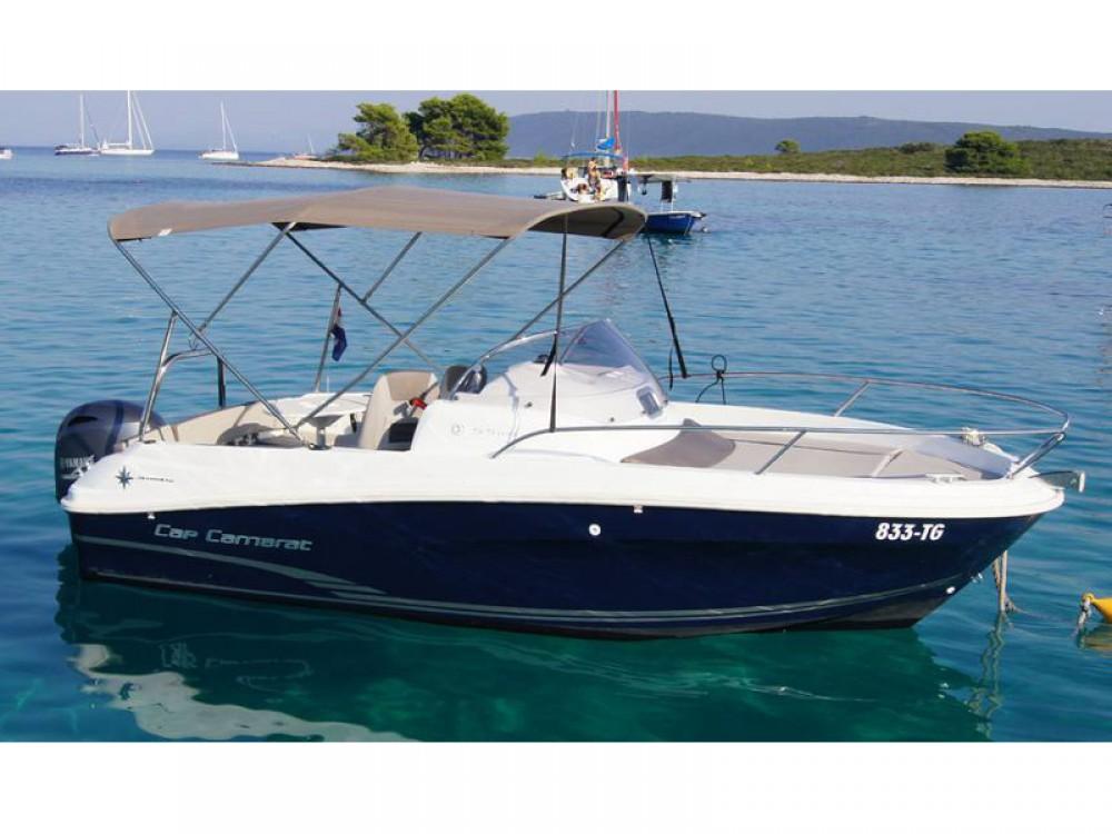 Motorboot mieten in Trau - Jeanneau Jeanneau Cap Camarat 5.5WA S2