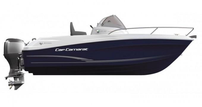Jeanneau Jeanneau Cap Camarat 5.5WA S2 zwischen Privatpersonen und professionellem Anbieter Trogir