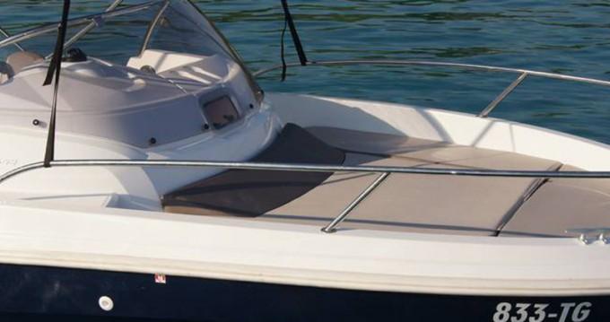 Bootsverleih Trogir günstig Jeanneau Cap Camarat 5.5WA S2