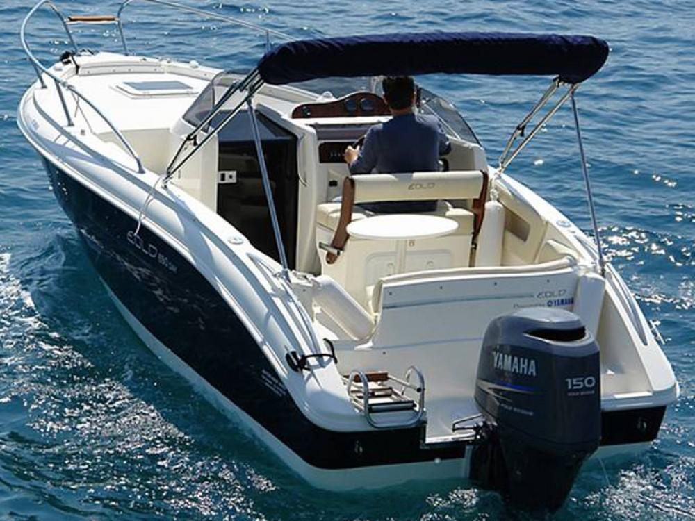 Bootsverleih  Eolo 650 Trau Samboat
