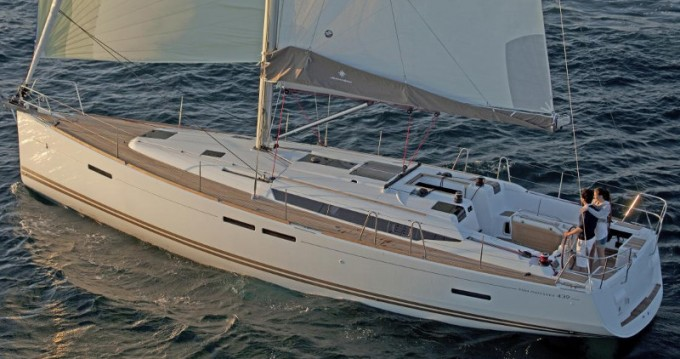 Yacht-Charter in Tivat - Jeanneau Sun Odyssey 439 auf SamBoat