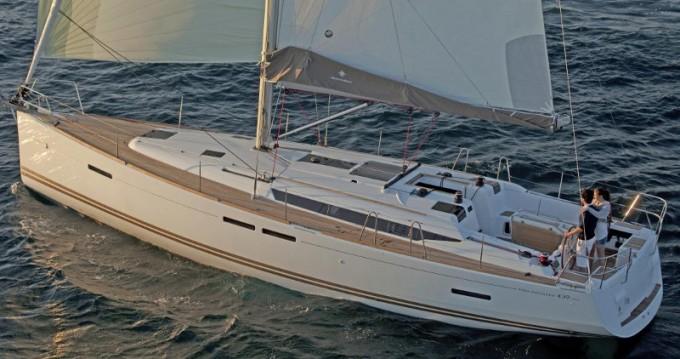 Bootsverleih Jeanneau Sun Odyssey 439 Tivat Samboat