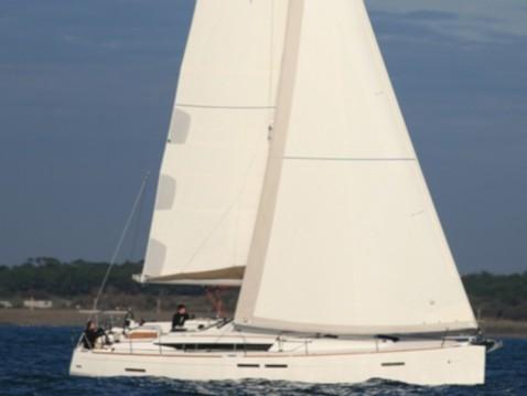 Segelboot mieten in Tivat - Jeanneau Sun Odyssey 439