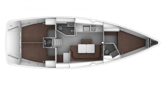 Yacht-Charter in Sukošan - Bavaria Bavaria 41 BT '15 auf SamBoat