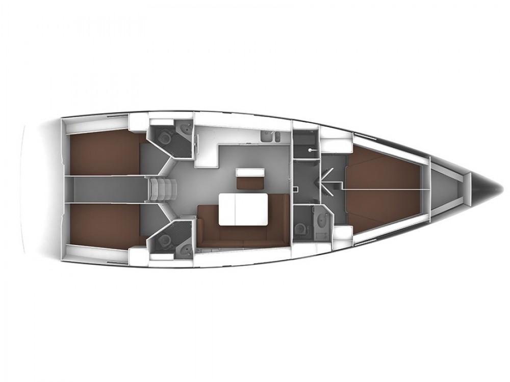 Segelboot mieten in Sukošan - Bavaria Bavaria 46 BT '15