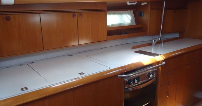 Yacht-Charter in Castiglioncello - Jeanneau Sun Odyssey 45 auf SamBoat