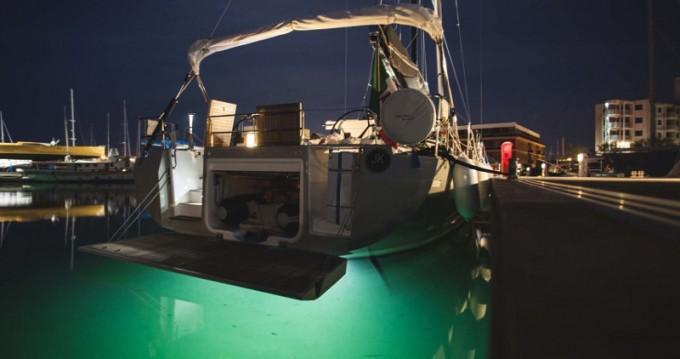 Bavaria Bavaria Cruiser 57 (A/C, Generator, Watermaker) zwischen Privatpersonen und professionellem Anbieter Castellammare di Stabia