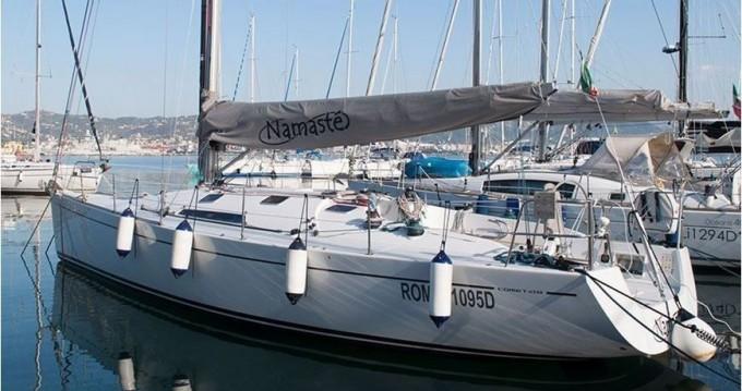 Segelboot mieten in Fezzano - Comar Comet 41s