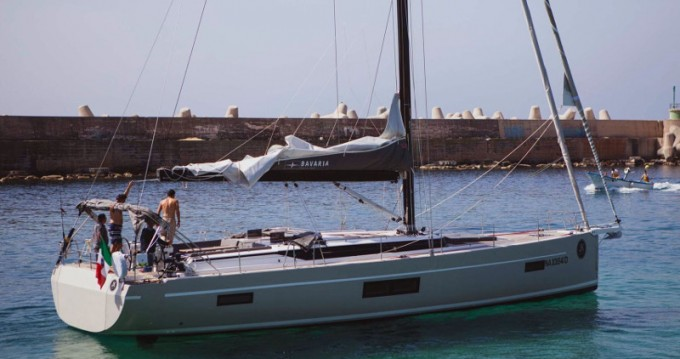 Bootsverleih Bavaria Bavaria Cruiser 57 (A/C, Generator, Watermaker) Castellammare di Stabia Samboat