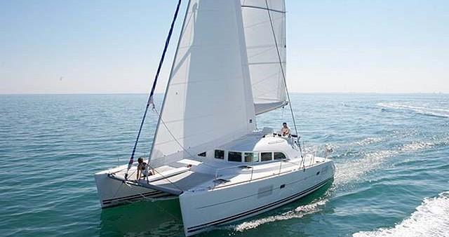 Bootsverleih Athen günstig Lagoon 380 S2
