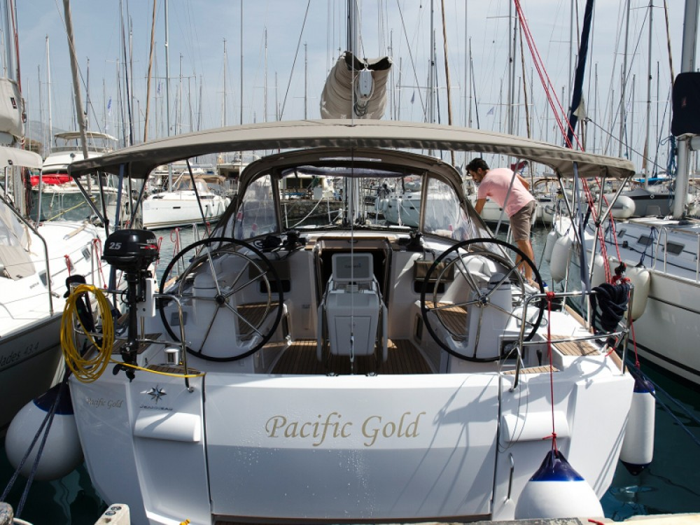 Bootsverleih Jeanneau Sun Odyssey 479 Álimos Samboat