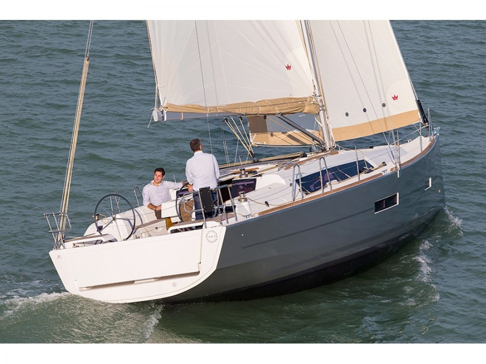 Segelboot mit oder ohne Skipper Dufour mieten in Šibenik