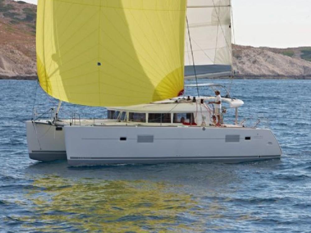 Bootsverleih Šibenik günstig Lagoon 400