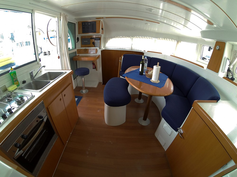 Bootsverleih Šibenik günstig Lagoon 380 S2
