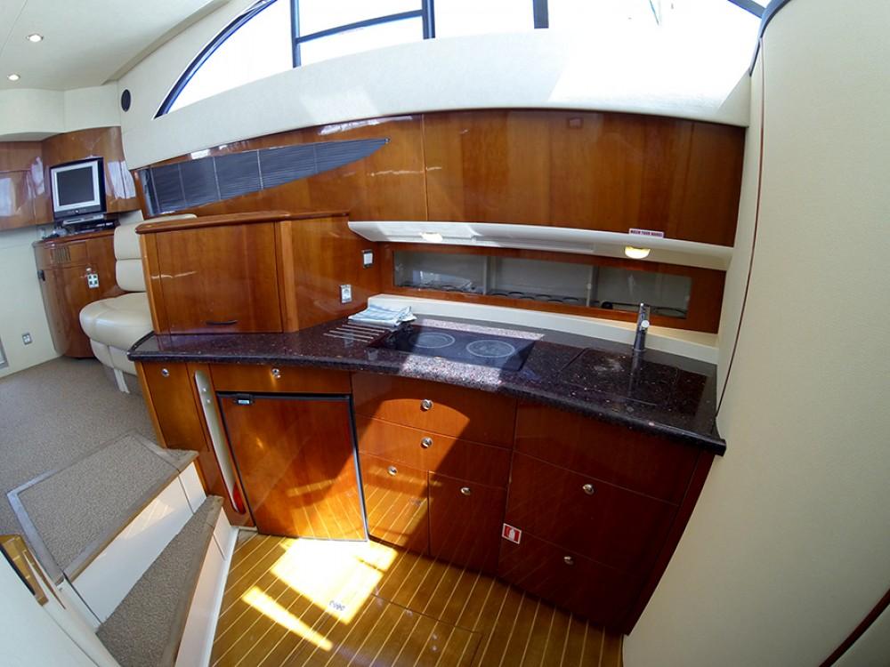Vermietung Motorboot Fairline mit Führerschein