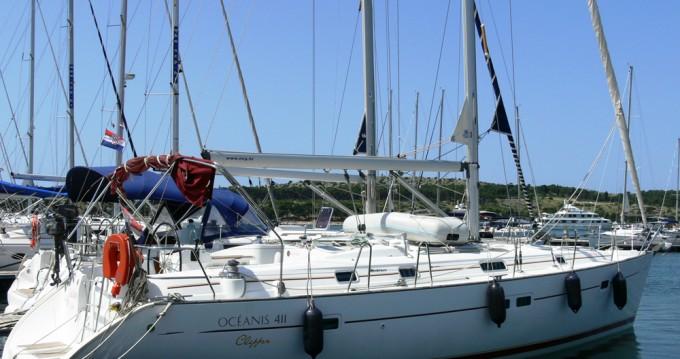 Segelboot mieten in Šibenik - Bénéteau Oceanis 411 Clipper