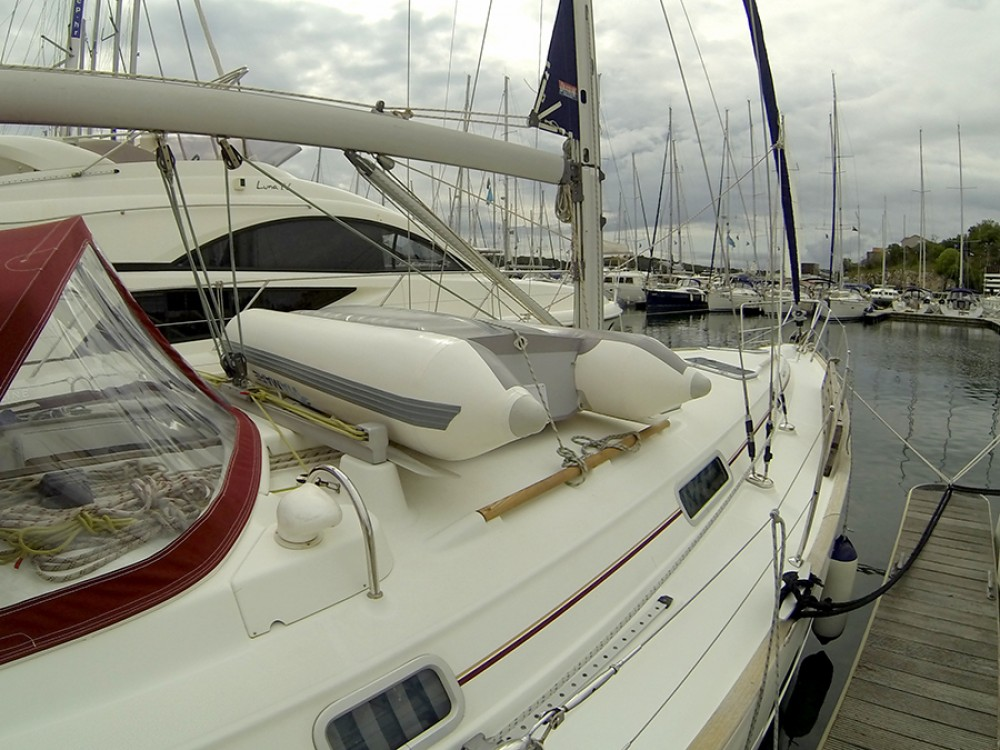 Bootsverleih Bénéteau Oceanis Clipper 411 Šibenik Samboat