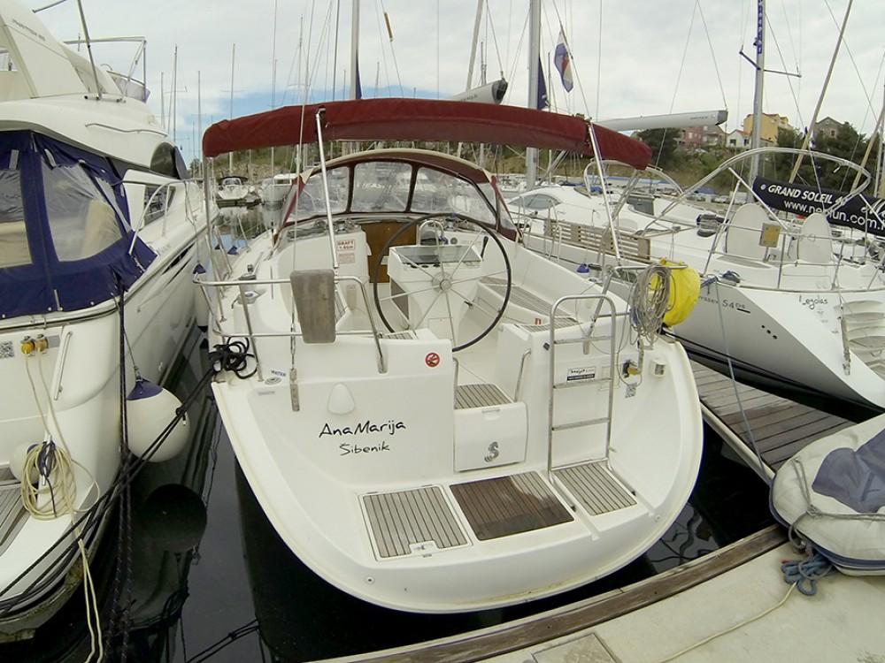 Segelboot mieten in Šibenik - Bénéteau Oceanis Clipper 411