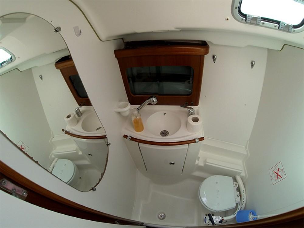 Bootsverleih Šibenik günstig Oceanis Clipper 411