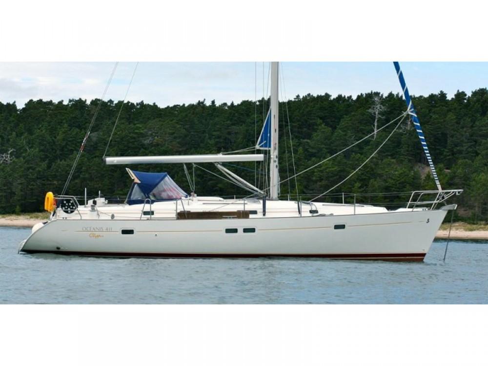 Yacht-Charter in Šibenik - Bénéteau Oceanis Clipper 411 auf SamBoat