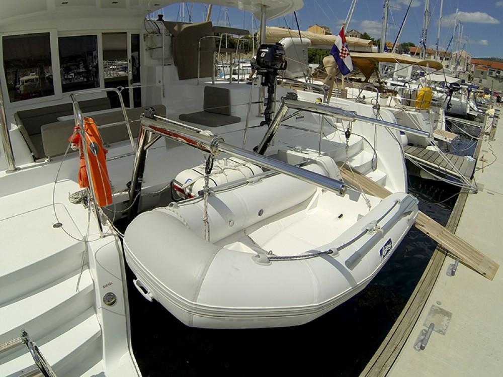 Yacht-Charter in Šibenik - Lagoon Lagoon 39 auf SamBoat