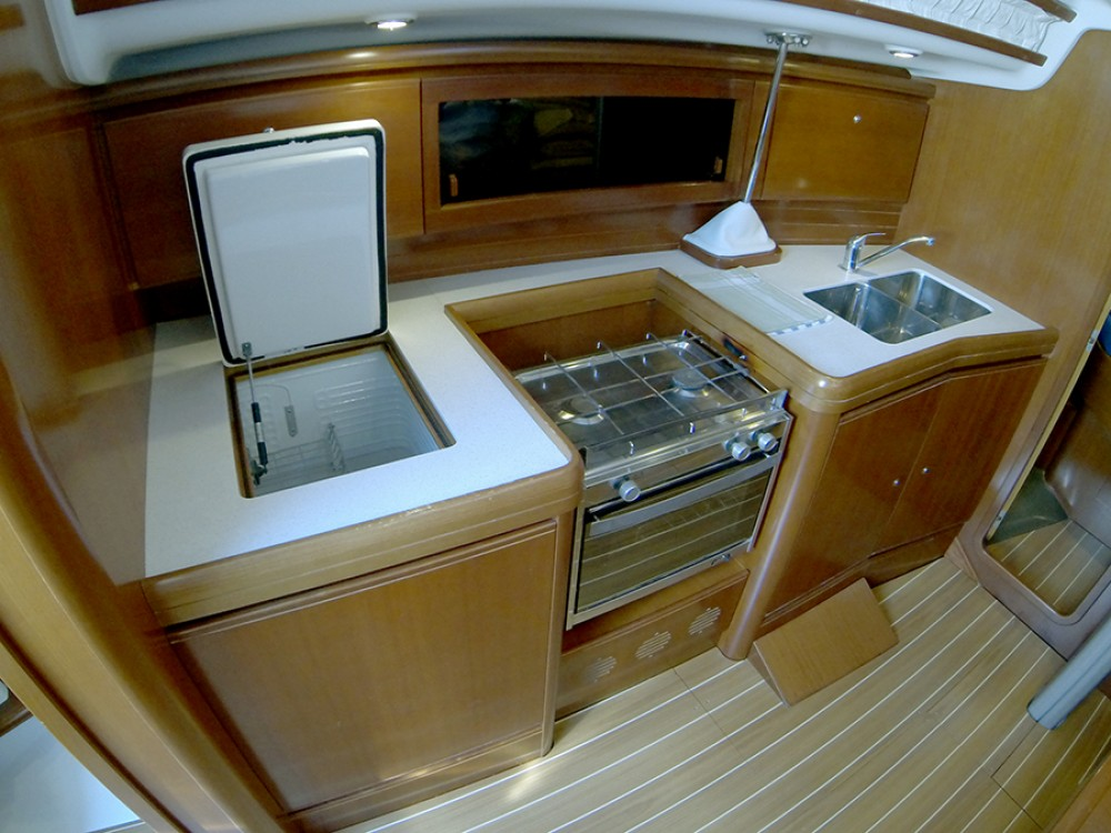 Segelboot mieten in Šibenik - Grand Soleil Grand Soleil 37 R