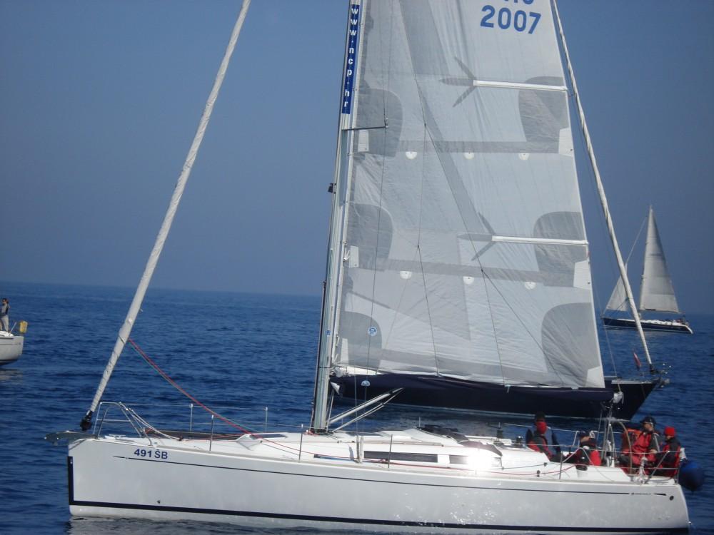 Bootsverleih Šibenik günstig Grand Soleil 37 R