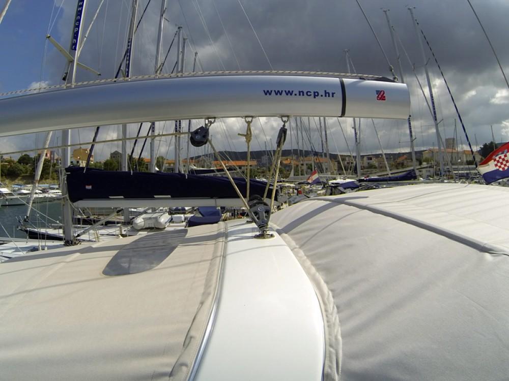 Segelboot mieten in Šibenik - Bénéteau Oceanis 50