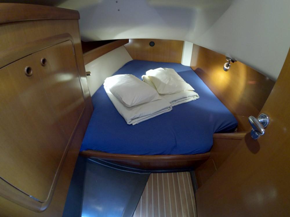 Vermietung Segelboot Grand Soleil mit Führerschein