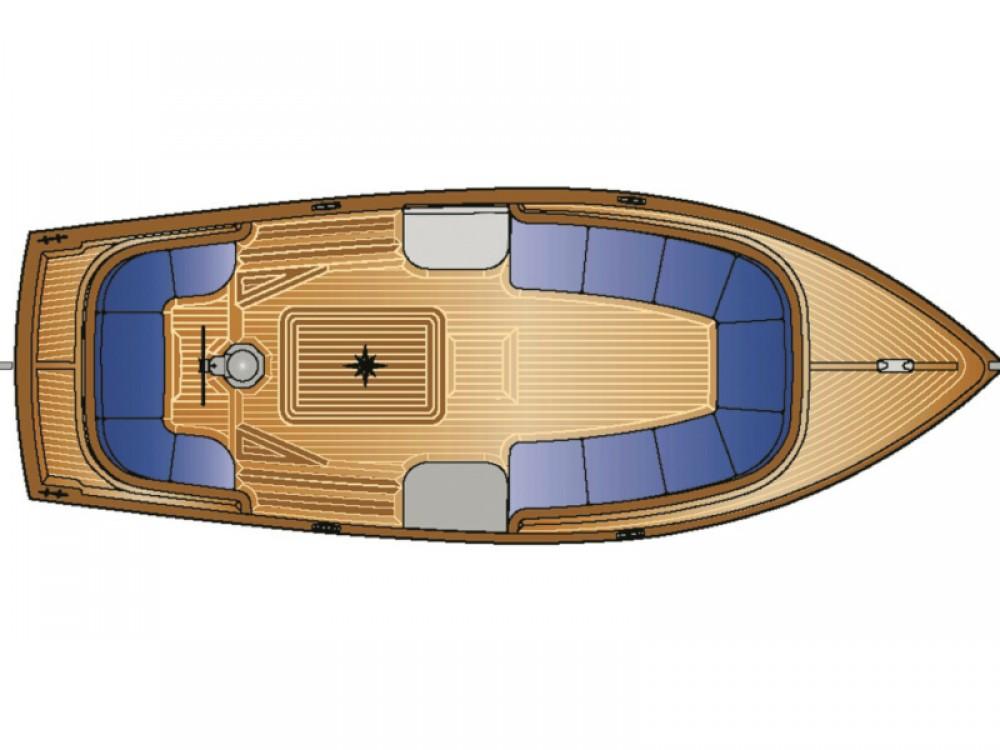 Motorboot mieten in Brandenburg zum besten Preis
