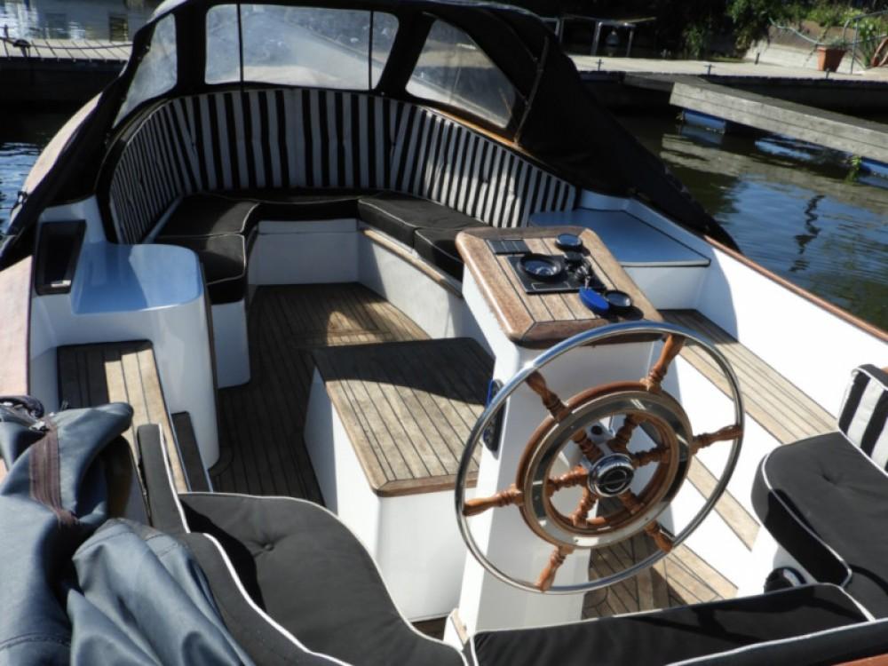 Motorboot mieten in Brandenburg -  Drachtster Sloep 750