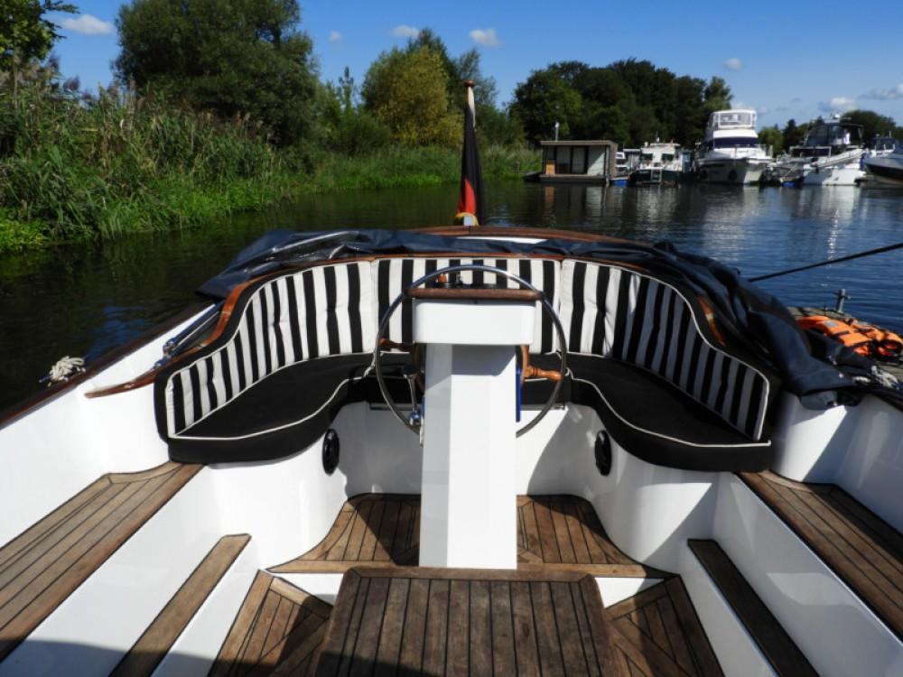 Yacht-Charter in Brandenburg -  Drachtster Sloep 750 auf SamBoat