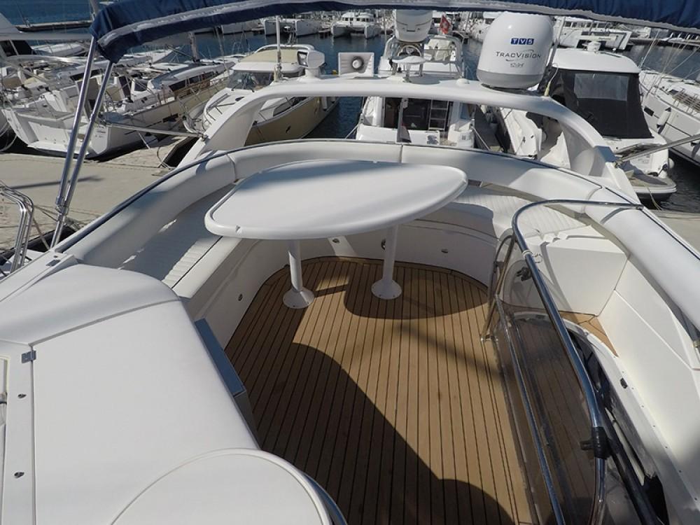 Bootsverleih Fairline Fairline Phantom 50 Šibenik Samboat