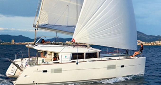 Yacht-Charter in Šibenik - Lagoon Lagoon 400 auf SamBoat