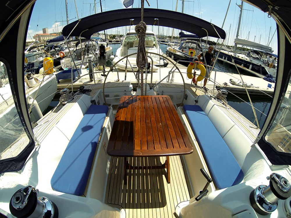 Segelboot mieten in Šibenik - Grand Soleil Grand Soleil 45
