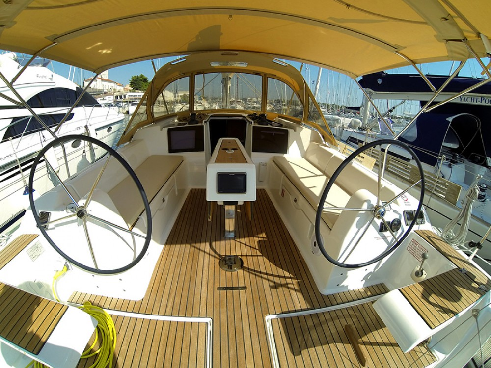 Segelboot mieten in Šibenik - Dufour Dufour 382 GL