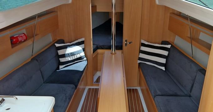 Yacht-Charter in Wilkasy - Northman Maxus 26 Prestige + 8/1 auf SamBoat