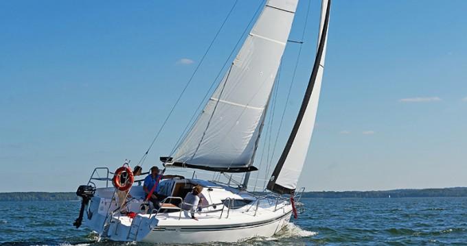 Segelboot mit oder ohne Skipper Northman mieten in Wilkasy