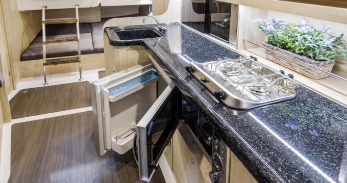 Motorboot mieten in Wilkasy - Northman Nexus Revo 870 Prestige +/2cab