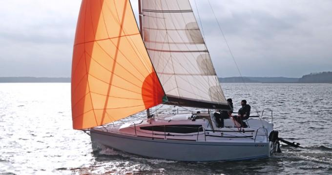 Vermietung Segelboot Northman mit Führerschein