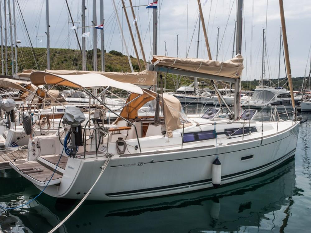 Segelboot mieten in Primošten - Dufour Dufour 335 Grand Large