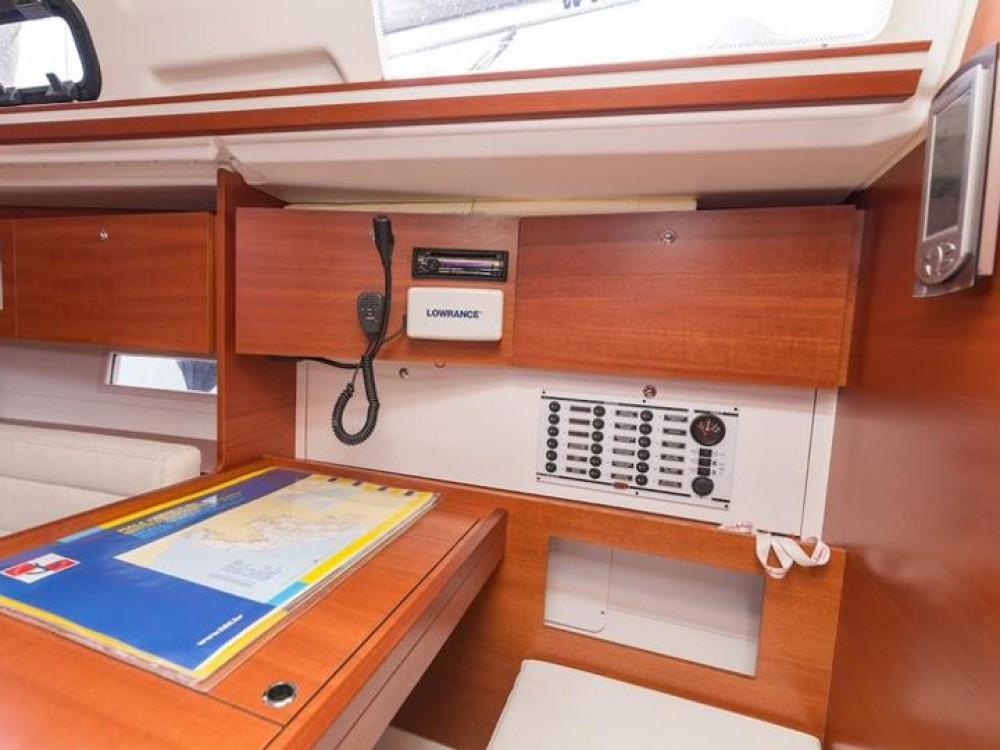 Dufour Dufour 335 Grand Large zwischen Privatpersonen und professionellem Anbieter Primošten