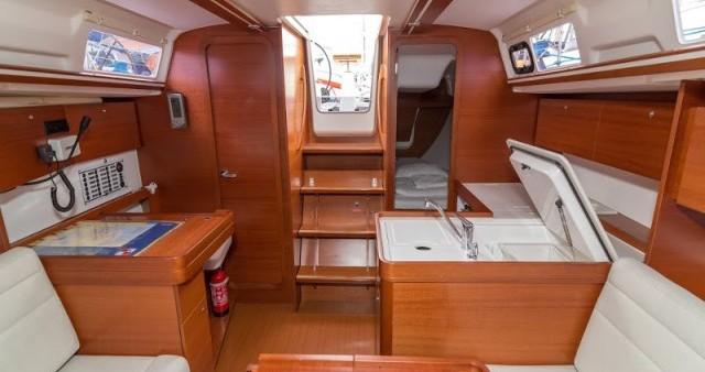 Bootsverleih Dufour Dufour 335 Grand Large Primošten Samboat