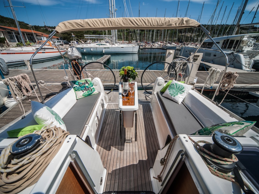 Segelboot mieten in Primošten - Dufour Dufour 350 Grand Large