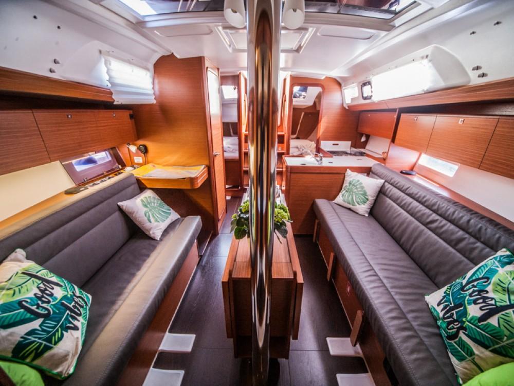 Bootsverleih Primošten günstig Dufour 350 Grand Large