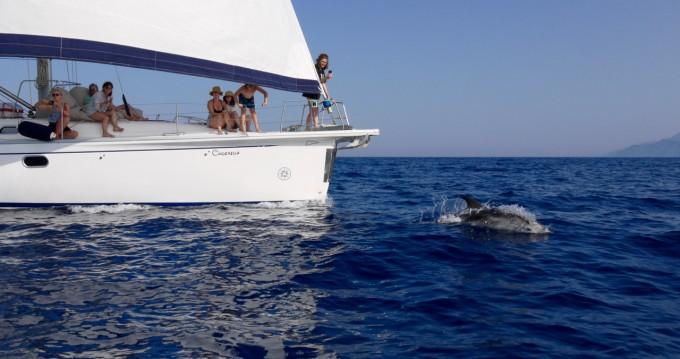 Segelboot mieten in Paros - Dufour Gib Sea 51